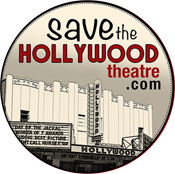 Save the Hollywood website