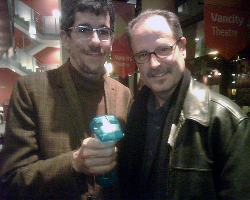 Frank Vitz and Adam Abrams