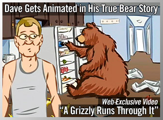 Dave and the Bear