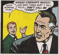 great caesar's ghost!